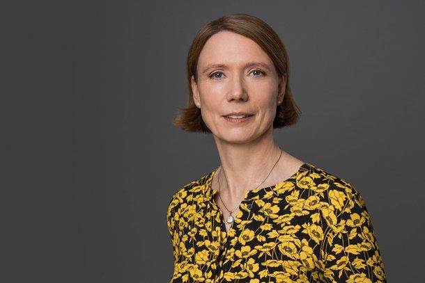 Vorstand der Commerzbank-Stiftung Astrid Kießling-Taskin