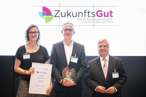 1. Sieger ZukunftsGut 2018: Staatsschauspiel Dresden