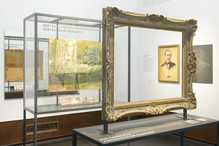 Bild: Transparentes Museum / © Hamburger Kunstahlle / Foto:Kay Riechers