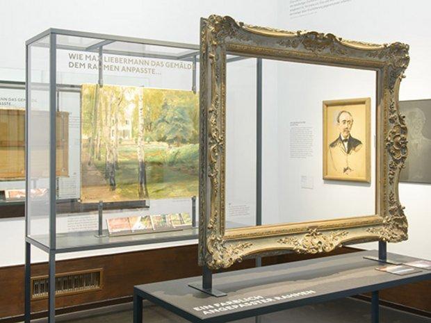 Transparentes Museum Hamburger Kunsthalle