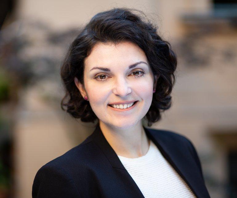 Stiftungsrat: Natalya Nepomnyashcha