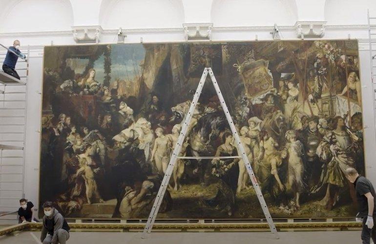 Hamburger Kunsthalle: 50 Quadratmeter Zumutung