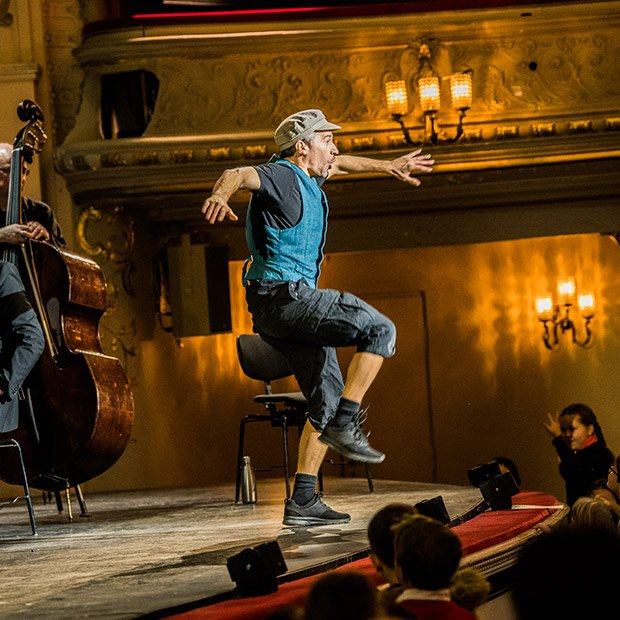 Bild: Inklusive Oper der Komischen Oper Berlin / Foto: Jan Windszus Photography