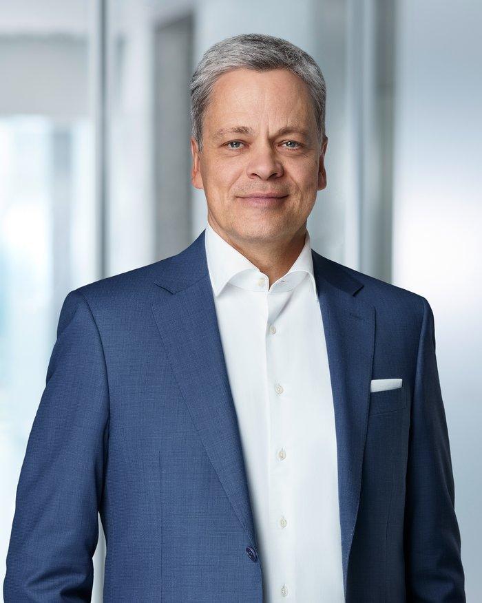 Dr. Manfred Knof, CEO Commerzbank AG  Stellvertretender Stiftungsratsvorsitzender