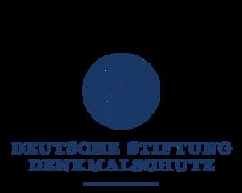 Logo: Deutsche Stiftung Denkmalschutz