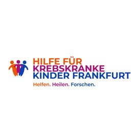 Logo: Hilfe für krebskranke Kinder Frankfurt e. V.