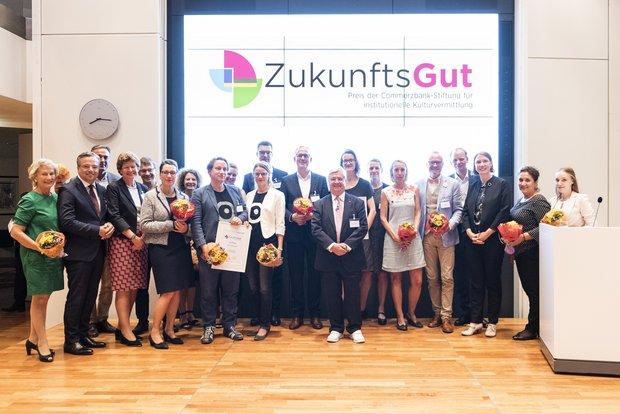 Preisverleihung 2018 ZukunftsGut