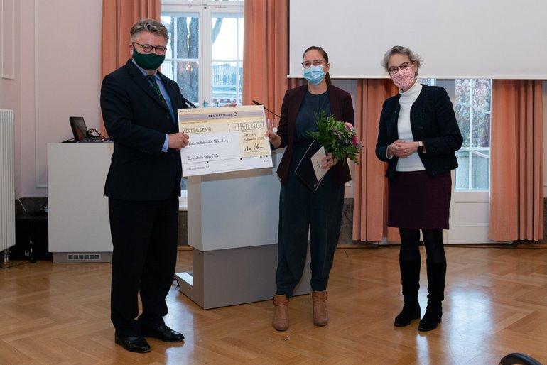 Verleihung des Dr.-Walter-Seipp-Preis 2020