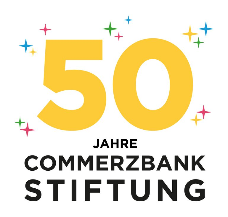 Wir feiern! 50 Jahre Commerzbank-Stiftung