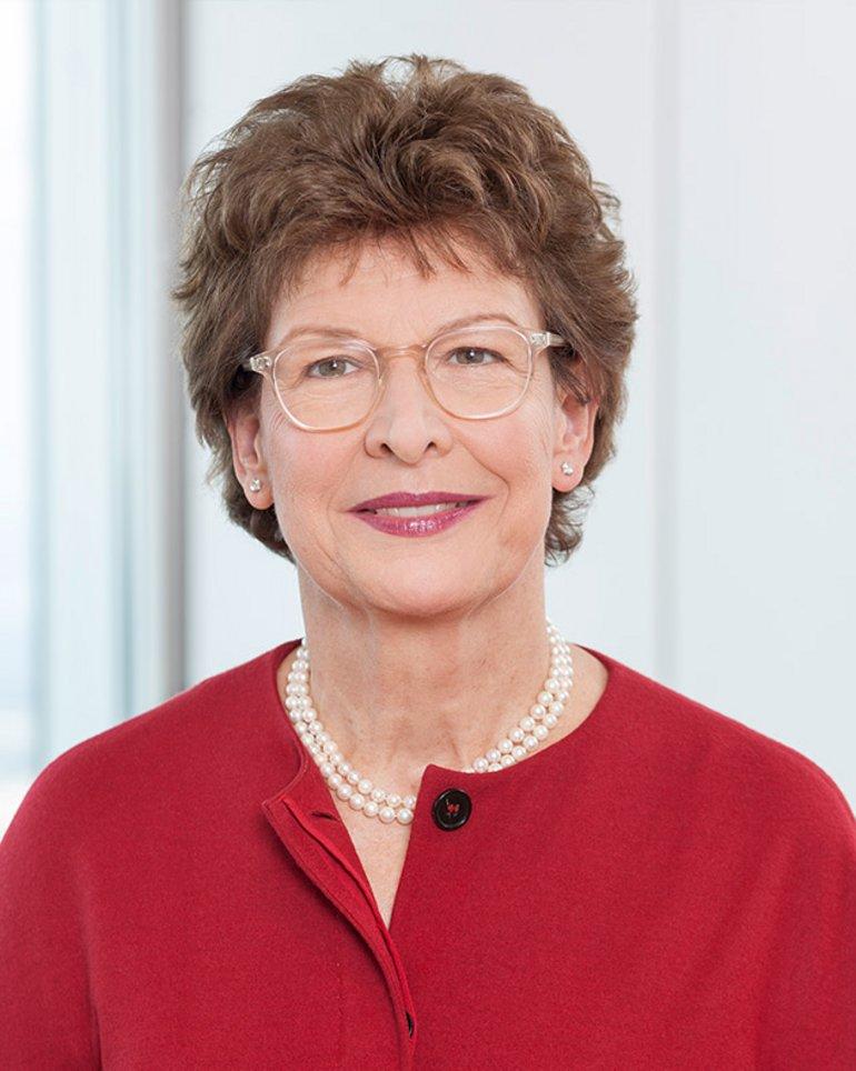Stiftungsrat: Doris Schwerdtfeger