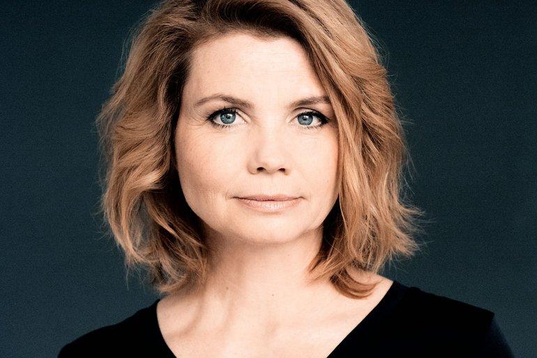 Preisträgerin Annette Frier, @Mathias Bothor