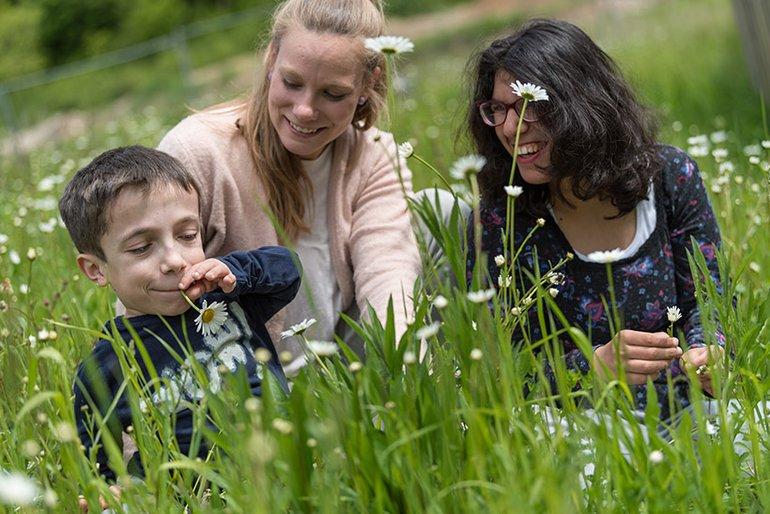 Bild: Projekt Schule anders / © Sankt Vincenzstift gGmbH